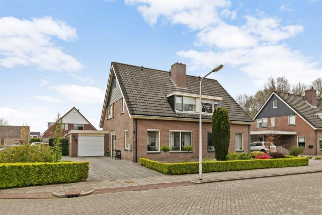 Riegheidestraat 123, Hollandscheveld